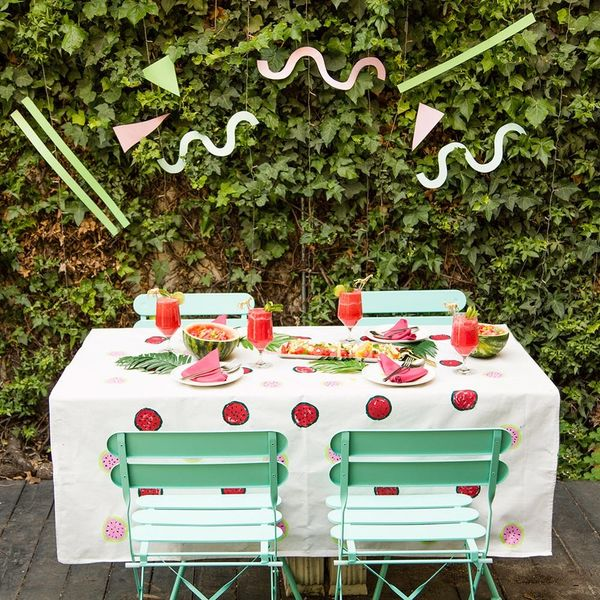 5 Ways to Watermelon a Party