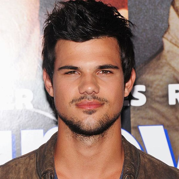 Taylor Lautner's First Ever Instagram Proves He's Already a Total Pro
