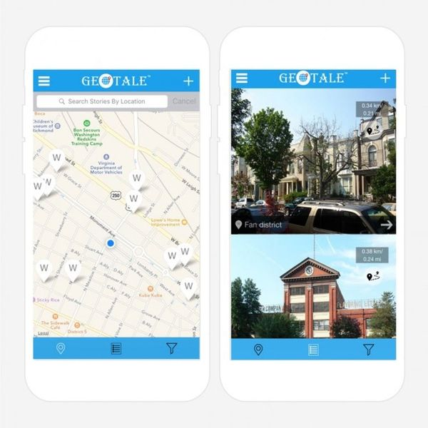Discover Fascinating Local History on Your Next Vacay With This App