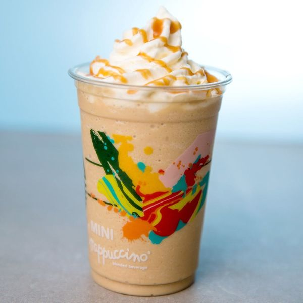 ALERT: Starbucks Is Bringing Back Mini Frappuccinos for the Summer