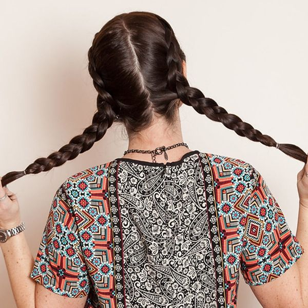 Hack the Trendy Boxer Braid in 5 Minutes Flat