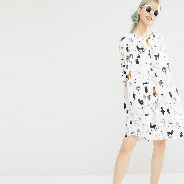 19Shirt Dresses That Slay for Work and Play