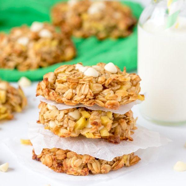 A Make-Ahead Healthy Breakfast Cookie Recipe That Feels Like a Treat