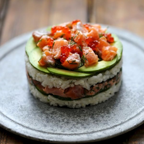 Sushi Cakes Are the Newest Crazy Food Fad