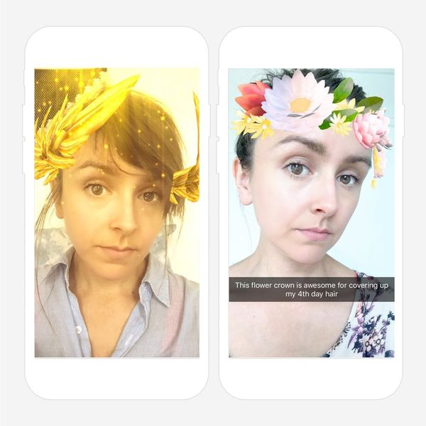 I'm 33 and Finally Joined Snapchat. Here's What Happened