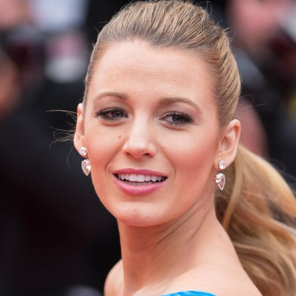 Blake Lively Continues to Slay at Cannes, Disney Style