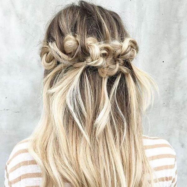 10 Messy Braids You Can Totally Wear to Work