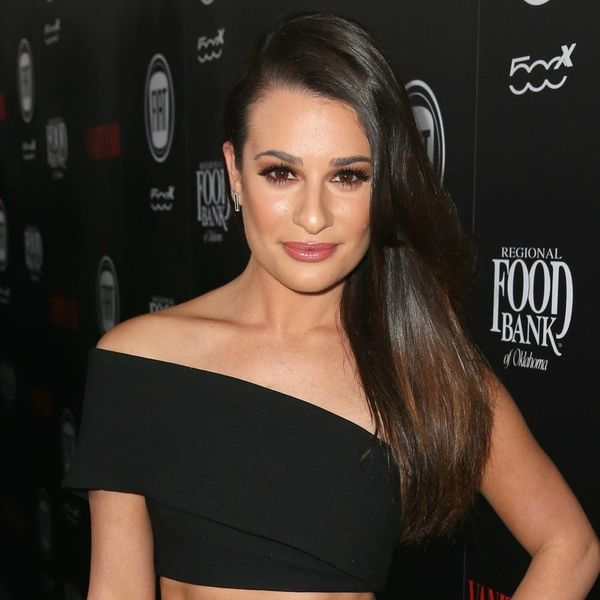 Lea Michele's New Sandy Locks Will Give You MAJOR Summer Hair Envy