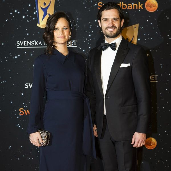 See Princess Sofia and Prince Carl Philip's First Family Photos
