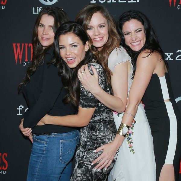 This Witches of East End Instagram Reunion Will Give You Some Serious TV Nostalgia