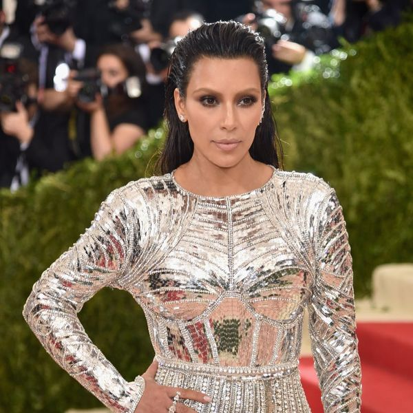 Kim Kardashian Revealed Her Weight + How She's Staying Healthy Post-Baby