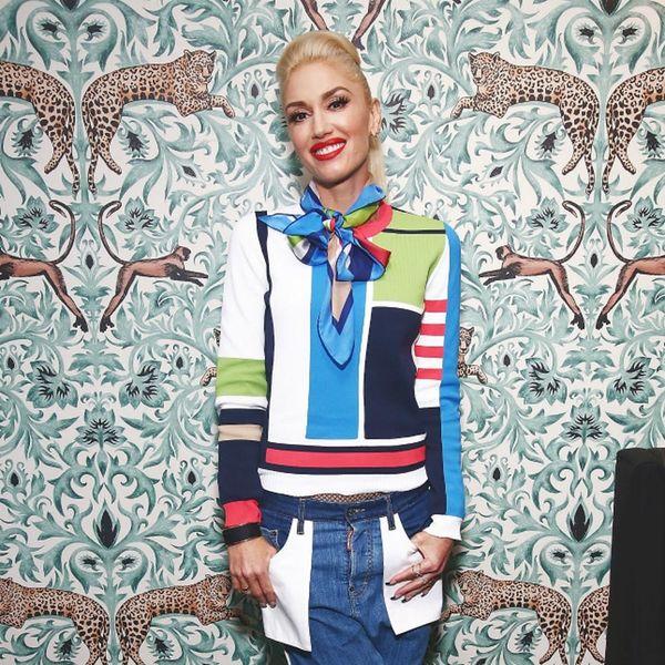 You Won't Believe Gwen Stefani's No-Makeup Selfie