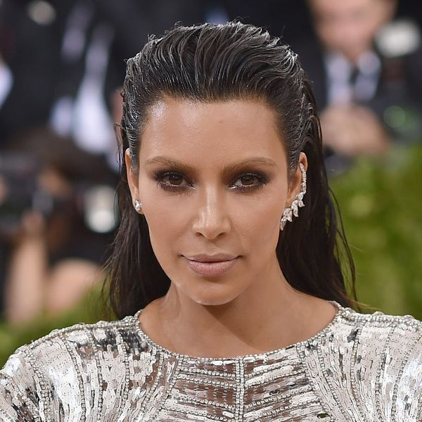 How to Safely Bleach Your Brows According to Kim K's MUA