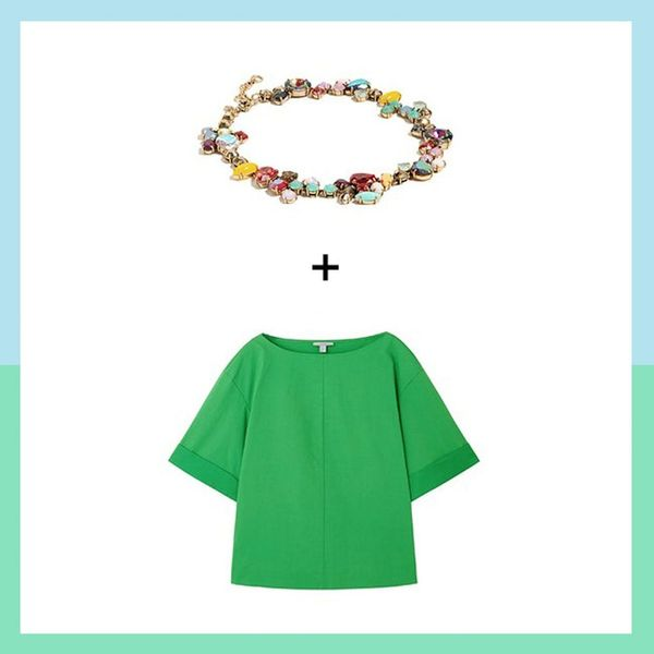 10 Necklaces to Wear With Every Top in Your Summer Wardrobe