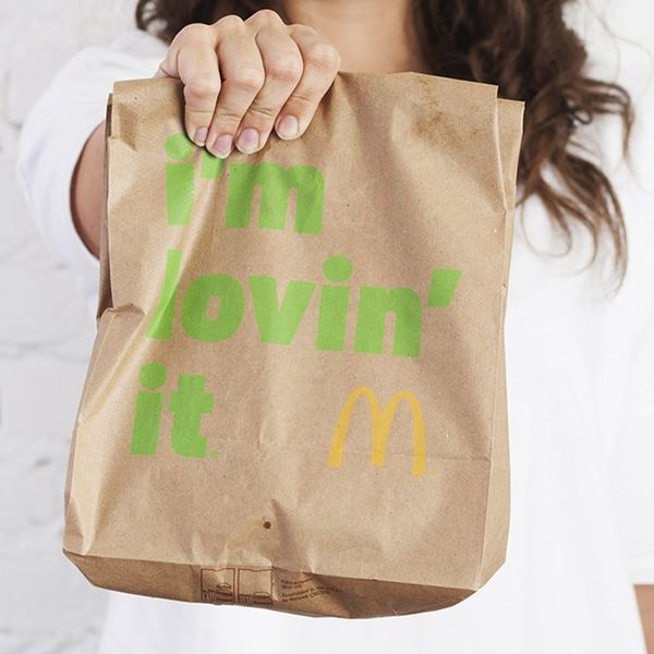McDonald's Is Making a MAJORLY Healthy Change With This New Ingredient