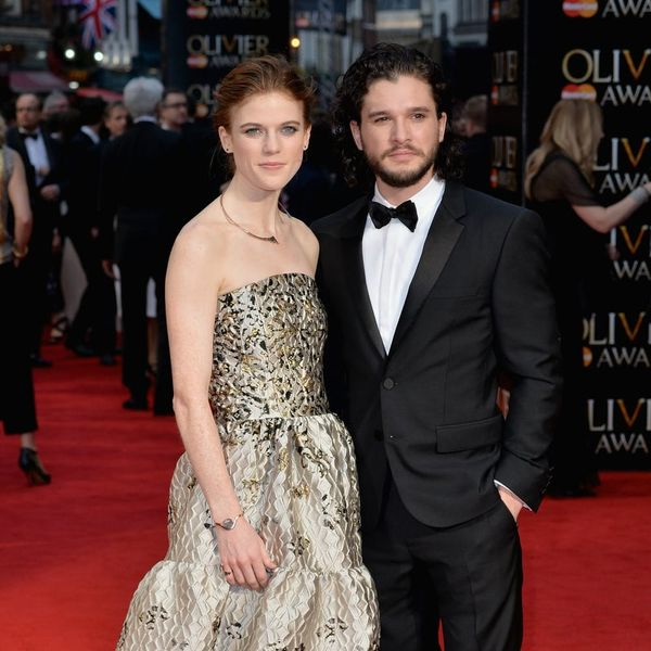 You'll Swoon Hearing Kit Harington's Story About Falling In Love With Rose Leslie