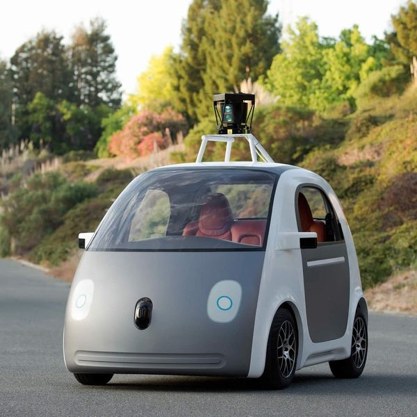 Google Will Pay You $20 an Hour to Test Their Self-Driving Cars
