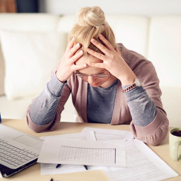 Working More Than THIS Many Hours a Week Has Some Seriously Scary Side Effects