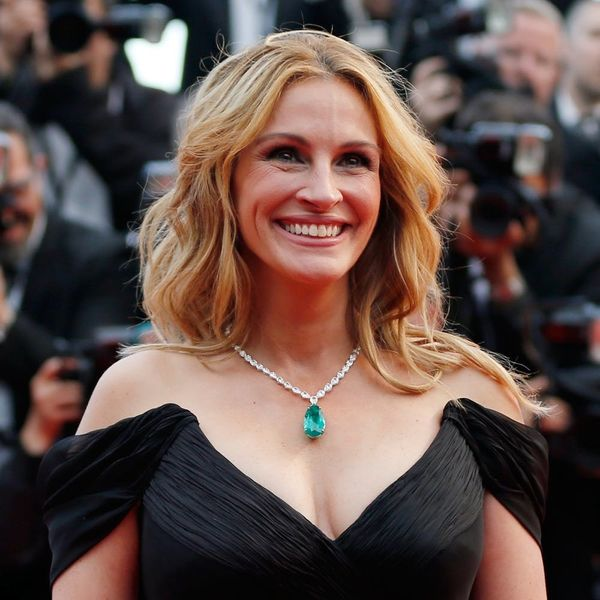 Julia Roberts Went Barefoot at Cannes + It's Not the Reason You Think