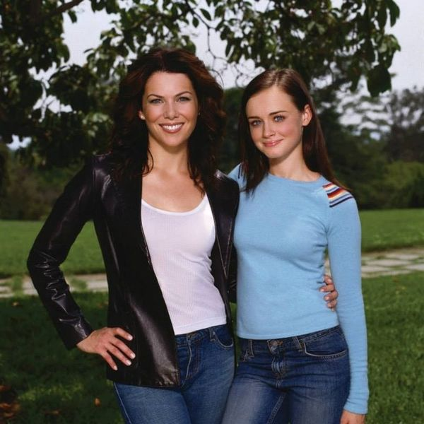 Gilmore Girls Filming Has Wrapped + This Last Pic Will Hit You In the Feels