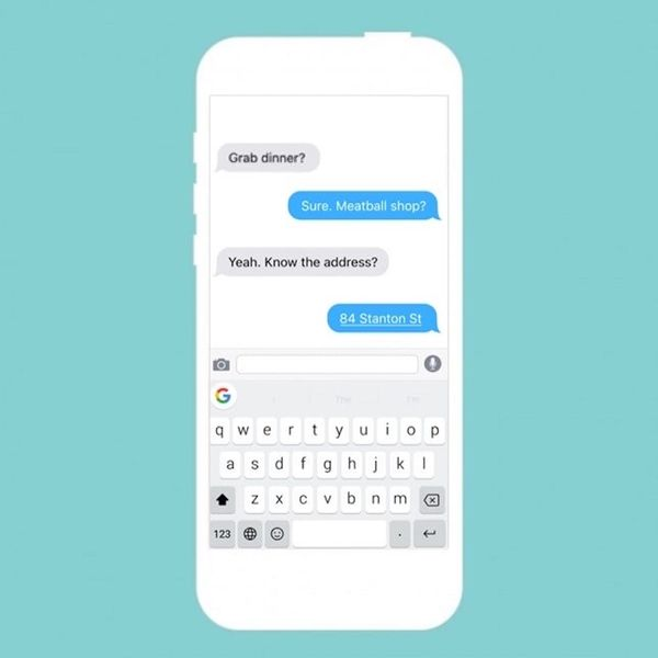 Google's New App Gboard Puts Google (and Emoji) Search Directly Onto Your iPhone Keyboard