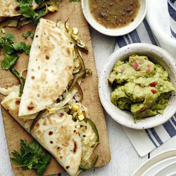 20 Quesadillas for Weeknight Meals in a Hurry