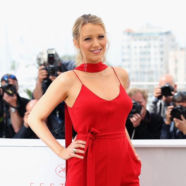You'll Never Guess Which Disney Character Inspired Blake Lively's Cannes Outfit