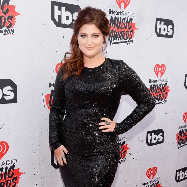 Here's the Unphotoshopped Music Video Meghan Trainor Wanted You to See