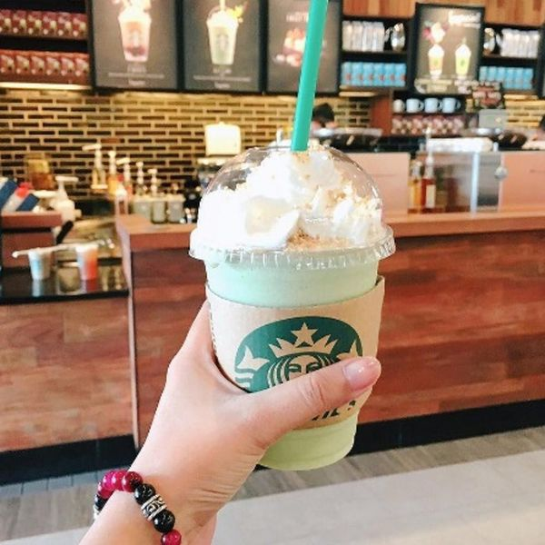 Starbucks' New Key Lime Frappucino Is What Your Summer Needs