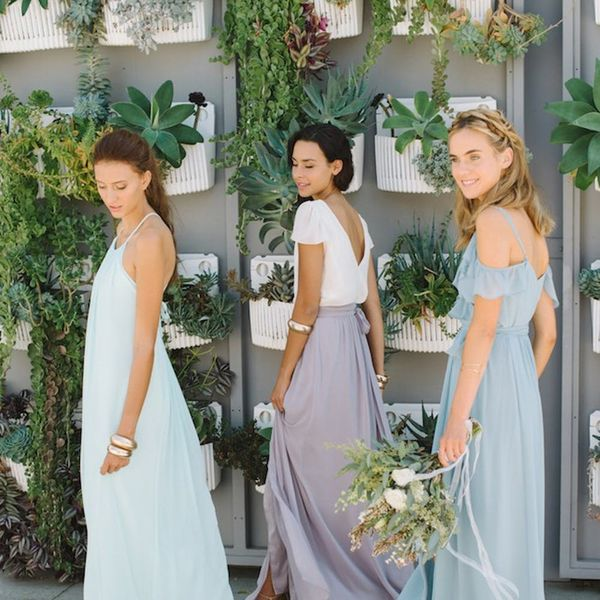25 Swoon-Worthy Ideas for a Boho Garden Wedding