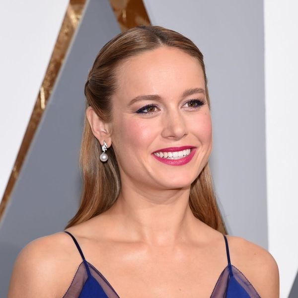 Brie Larson Is Engaged + Take a Peek at Her Ring!