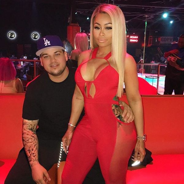 This Is the Name the Internet Has Chosen for Rob Kardashian and Blac Chyna's Baby