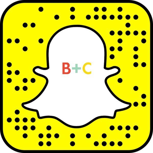 Big News, Y'all! Follow Brit + Co on Snapchat