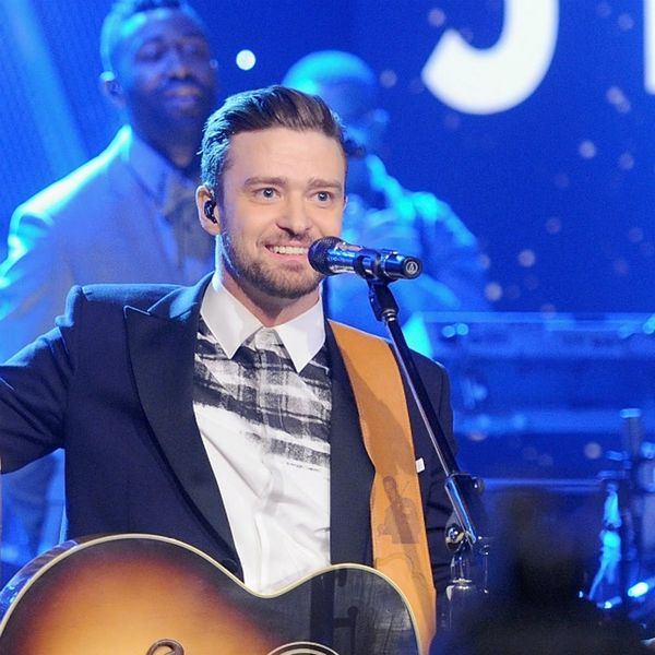 Justin Timberlake Just Released a New Video and We Have Questions