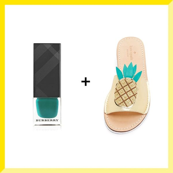 12 Summer Sandal + Pedi Combinations for Every Personality