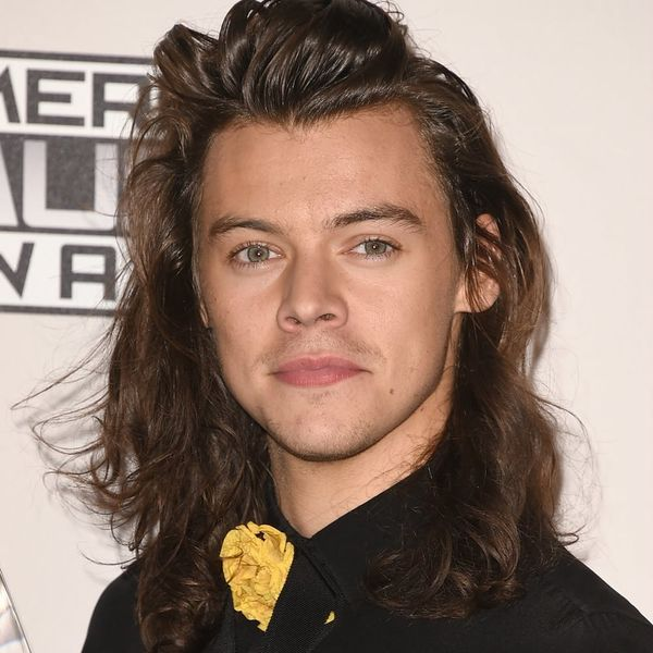 Harry Styles Just Cut Off His Trademark Locks for This Super Sweet Reason