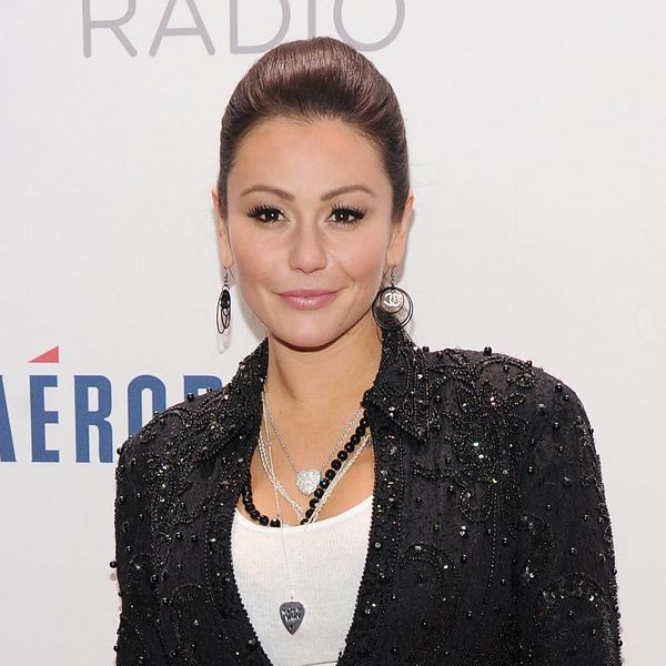 JWoww Welcomes Her New Baby Boy (and Posts a Pic of the Delivery!)