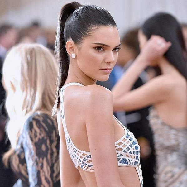 This Is the Trick to Getting Kendall Jenner's Dewy Look With Just 1 Product