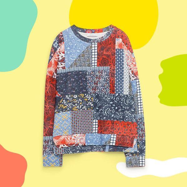 3 Insta-Worthy Ways to Wear a Sweatshirt This Spring