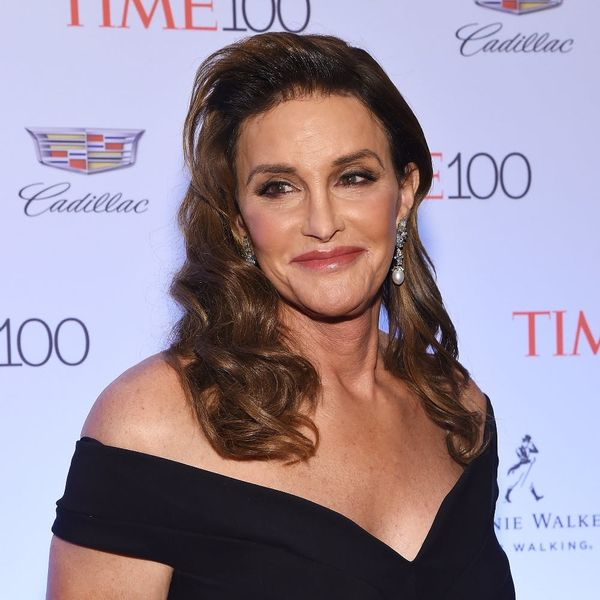 Caitlyn Jenner Will Be Wearing a Gold Medal + American Flag in Sports Illustrated