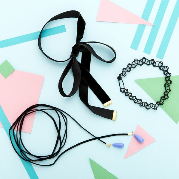 Forget Flower Crowns! Here's How to DIY a Choker