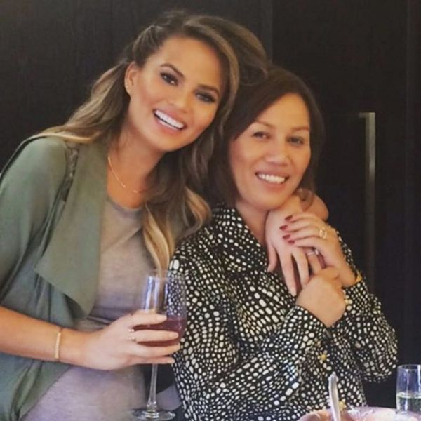 Chrissy Teigen's Mom Follows Me on Instagram — and It's the Best Thing Ever