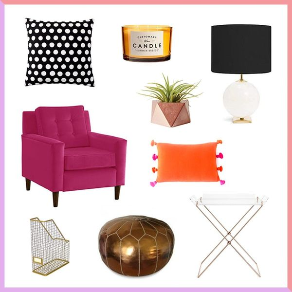 3 Ways to Decorate Your Reading Nook for Spring + Summer