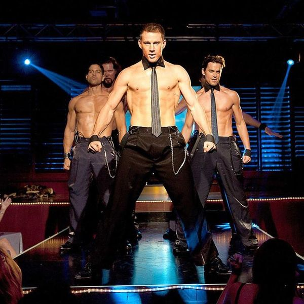 Channing Tatum Announces Magic Mike Live Is Heading to Las Vegas