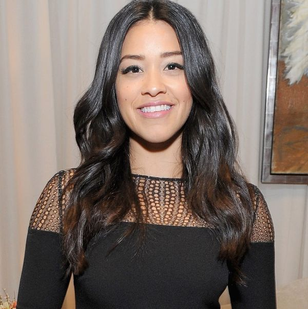 Gina Rodriguez Just Shaved Off ALL Her Hair