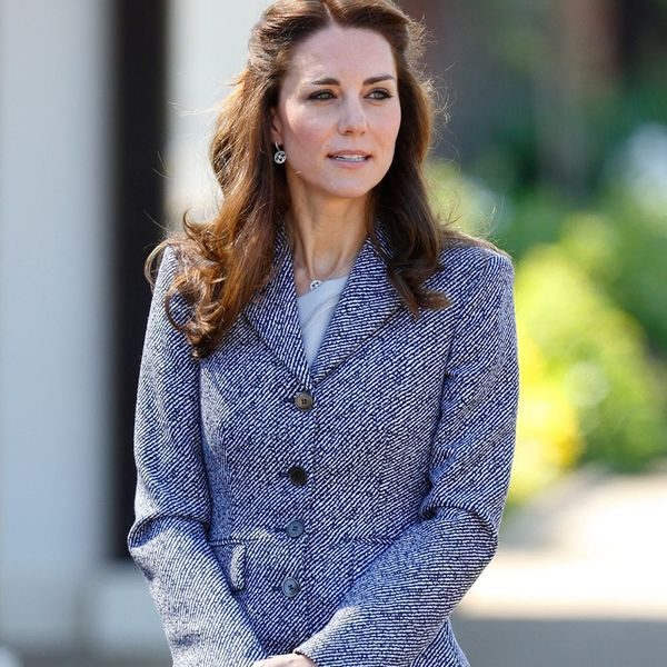 Kate Middleton Just Proved You're Never Too Posh to Recycle an Outfit