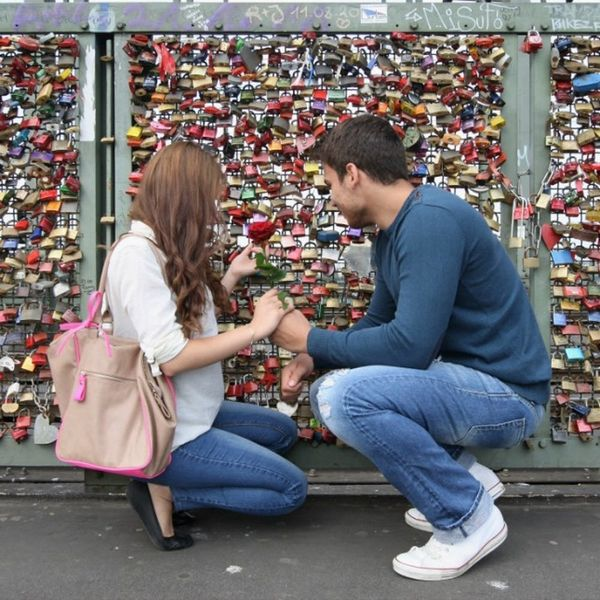 6 Must-Visit Spots to Make Your Relationship Official With a Love Lock