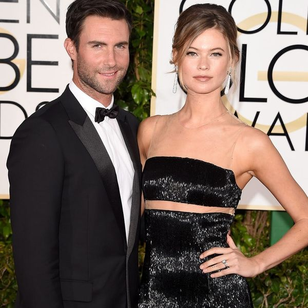 Adam Levine Just Proved He's Going to Be the Cutest Dad Ever