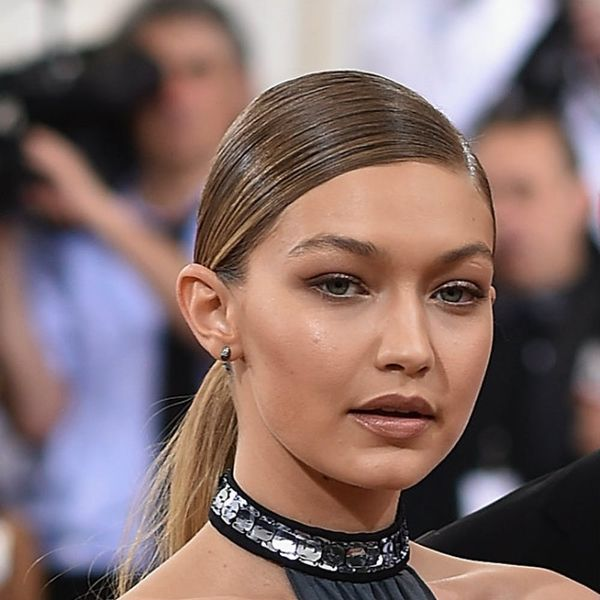 You Won't Believe How Much Gigi Hadid's Met Gala Mani Cost