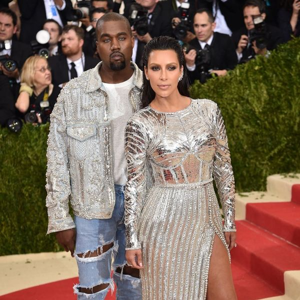 Vogue Named Kim + Kanye Best Dressed at the #MetGala BUT Not All Agree